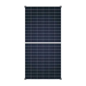 300Watt Canadian Polycrystalline solar panel Bi-facial BiKu Frameless