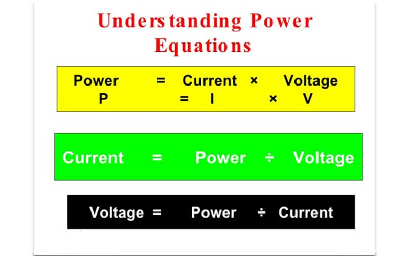 Battery Sizing Calculating Formulas