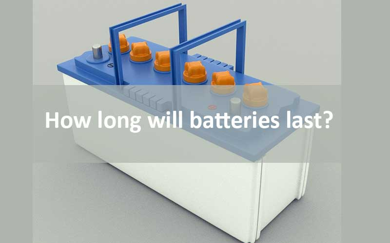 How Long Will Solar Batteries Last