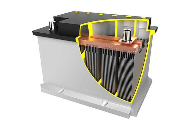 Lead-Acid Battery Internals