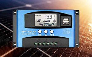 Maximum Power Point Tracking Solar Panels