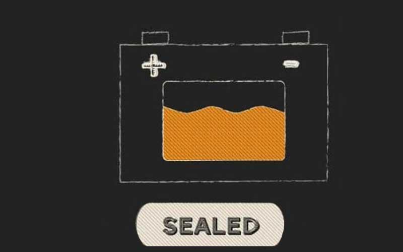 Sealed AGM Lead Acid Battery