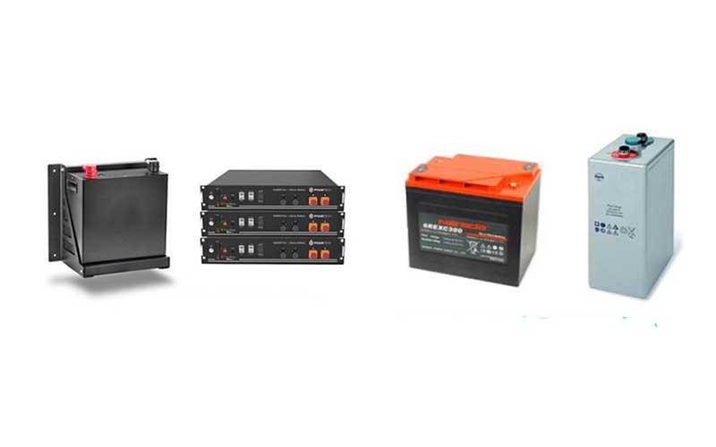 Solar Battery Types