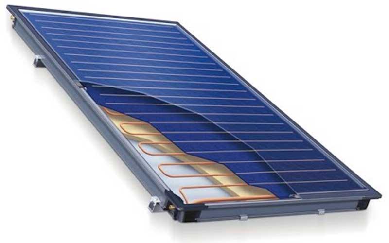 Solar Collector Solar Hot Water Geyser Flat Panel