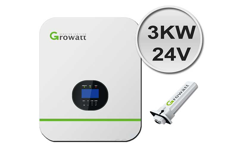 Solar Inverter Wattage Rating