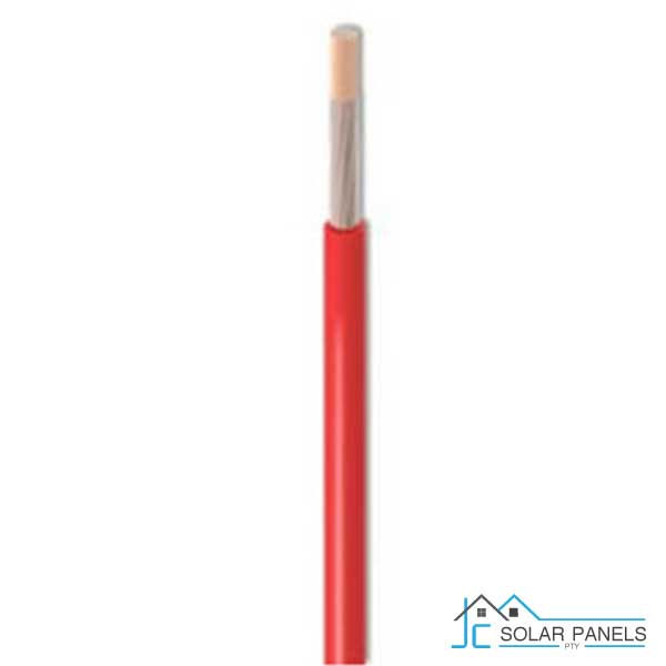 1m Red 16mm Battery Cable H01N2-D