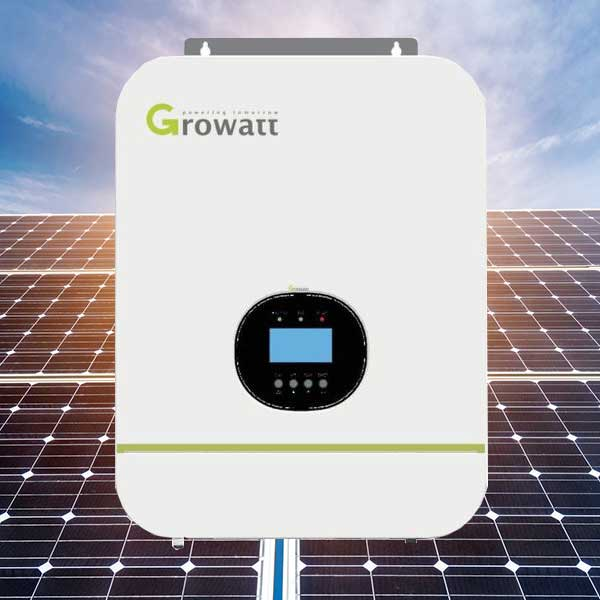 3KW Growatt Solar Inverter Front