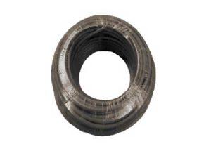 Helukabel 4mm2 single core DC cable 100m Black