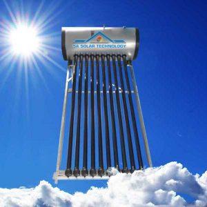 SA Solar 100ℓ high-pressure solar geyser