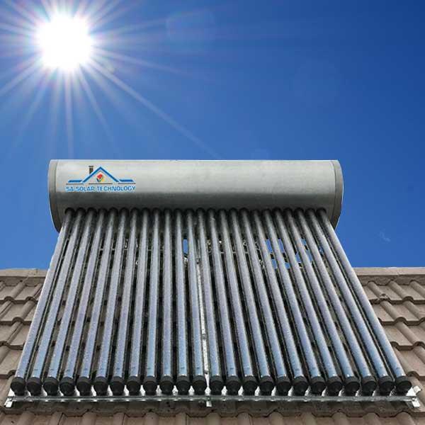 SA Solar 200 Liter Integrated High-Pressure Solar Geyser