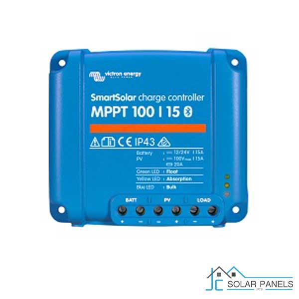 SmartSolar MPPT 100 15 12 24V-15A
