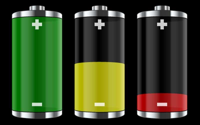 Solar Battery Capacity