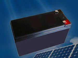 120AH 12v valve regulated sealed Gel Battery