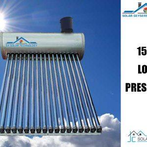 150 Liter Low-pressure solar geyser