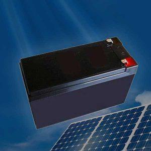 150AH 12v valve regulated sealed Gel Battery