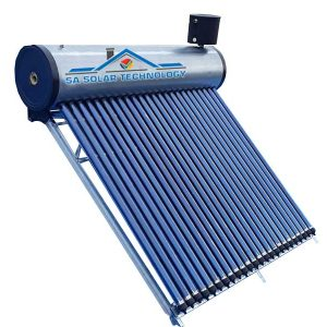 Low-Pressure solar geyser products