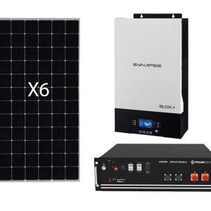 5KW Synapse Solar Kit