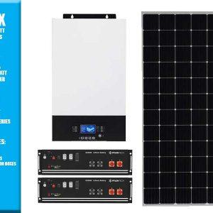 5KW Synapse Pylontech Solar Kit