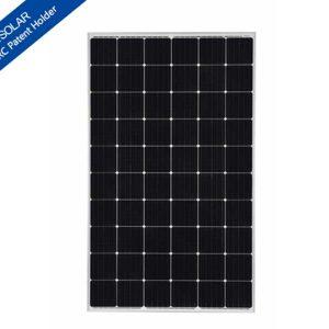 JA Solar 320W Mono Percium LW Silver Frame