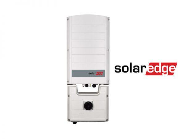 27.6kW Solar Edge Inverter