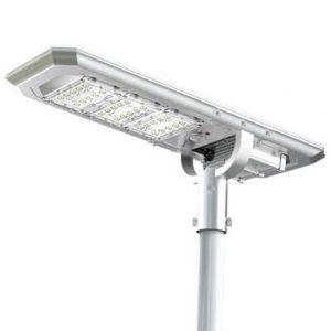 3000 lumen solar street light