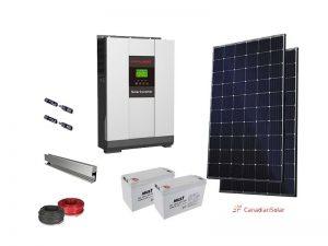 3kw Economy Solar Kit