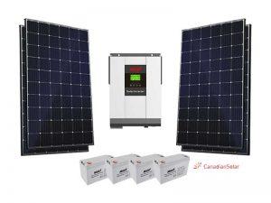 3kw Standard Solar Kit