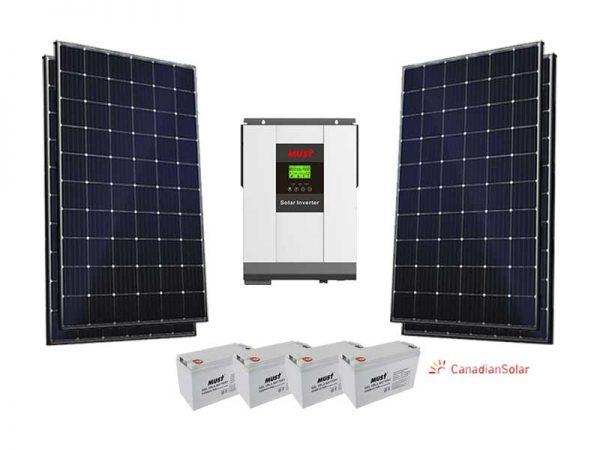 3kw Standard Solar Kit Bundle