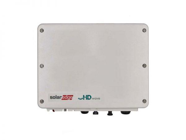 4kW single Phase Solar Edge HD-Wave Inverter