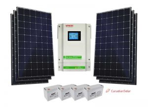 5.5kw Economical Solar Kit