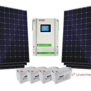 5.5kw Sorotec Standard Solar Kit