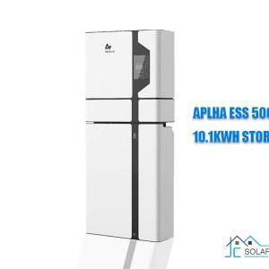 Alpha ESS 5000W Hybrid Inverter 10.1KWh Storage