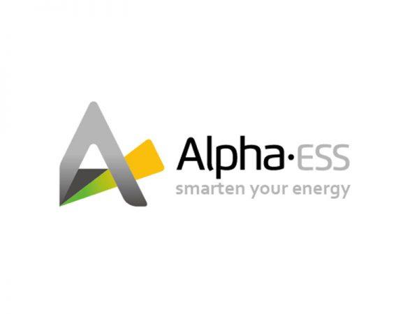 Aplha ESS Smarten Your Energy Logo