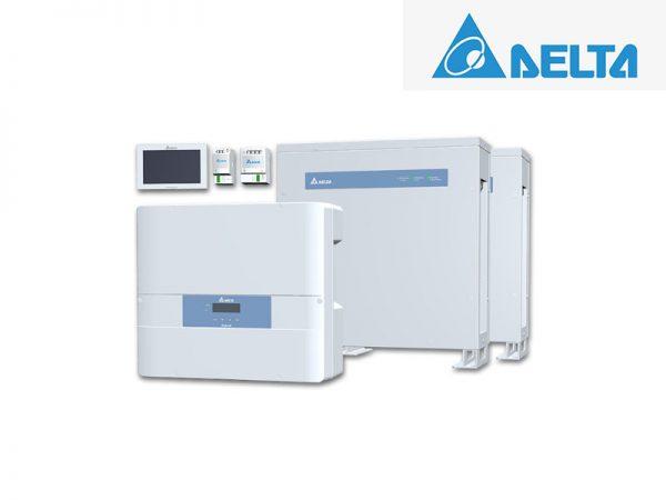 Delta E5 hybrid Solar kit