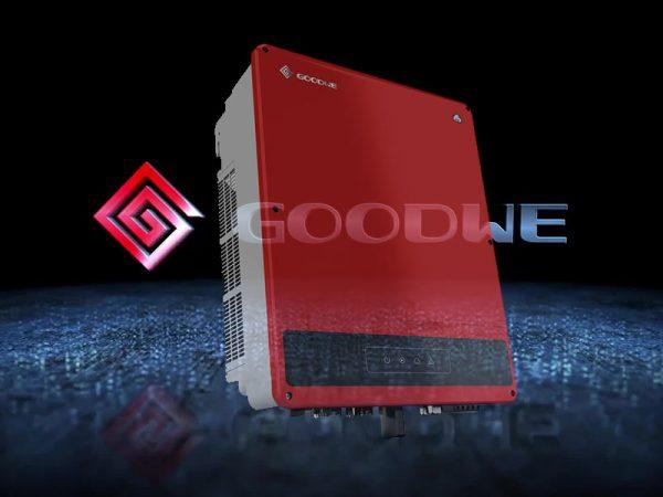 GoodWe 25kW 3 phase grid tied inverter, 3 MPPT, Wifi
