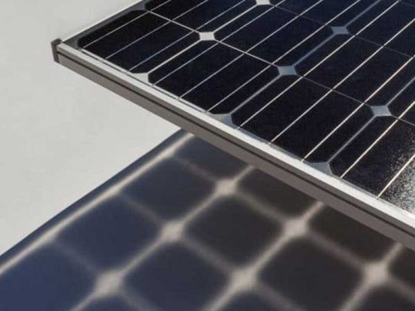 JA Solar panel 310W mono PERC all black full cell, QC4