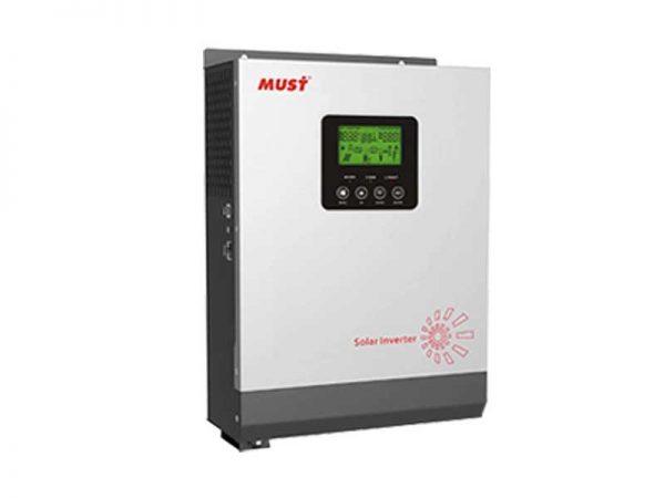 MUST 3kw 50amp PVM VPK Hybrid Inverter