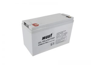 Must 100Ah Gel Battery