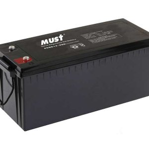 Must 200Ah Gel Battery