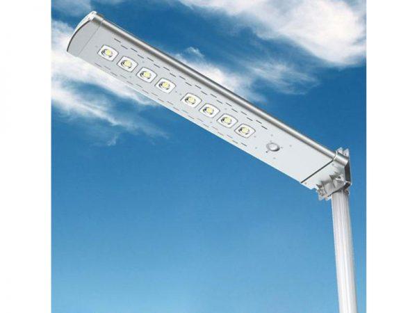 Solar light 10000 Lumens All in One Installation