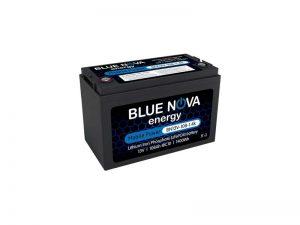 Blue Nova LiFePO4 1.4kWh 13VDC battery