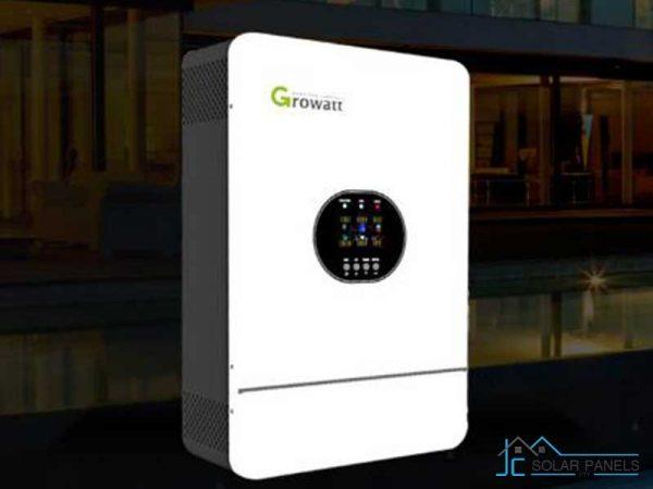 Growatt SPF 5000TL HVM-WPV 5kVA High Voltage Off-Grid Solar Inverter