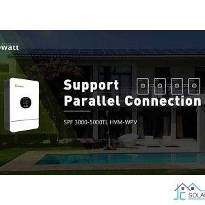 Growatt SPF 5000TL Solar Inverter