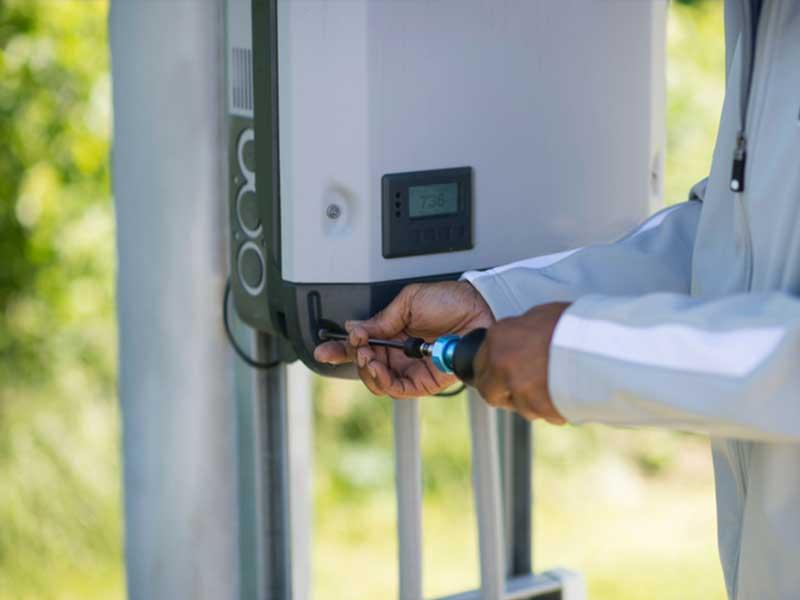 Installing A Solar Inverter In Johannesburg