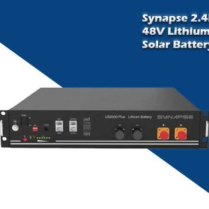 Synapse 2.4kWH 48V Li-ion Battery