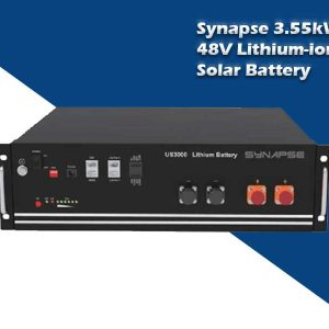 Synapse 3.55kWH 48V Li-ion Battery