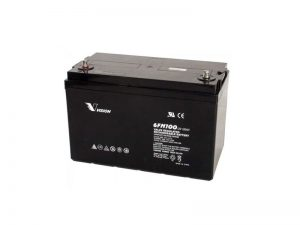 Vision 12v 100Ah Deep Cycle AGM battery