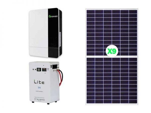 Growatt 5kw Solar Conversion Kit