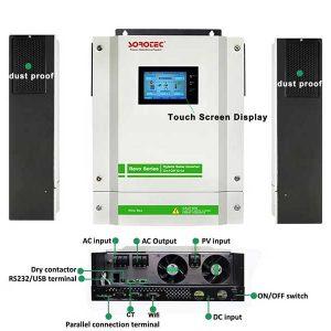 Sorotec REVO-II Hybrid Solar Inverter