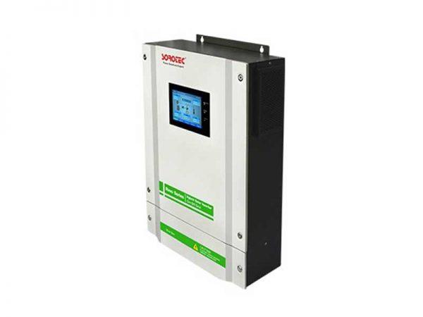 Sorotec REVO-II Hybrid Solar Inverter Side